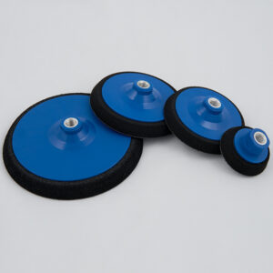 Disk za poliranje sa podlogom od ćelijske gume 147mm-Polishing Pad with cellular rubber cushion