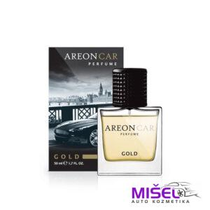 Areon Car parfem 50ml – GOLD