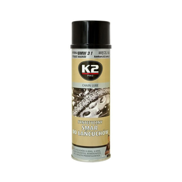 K2 CHAIN LUBE – Sprej za lance 500ml