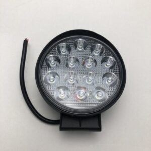 LED radni far-okrugli 42W